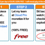 """Automated Cash Cloud Review – Another """"Free Website"""" Scam"""