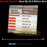 No Website Millionaire Is a Scam!