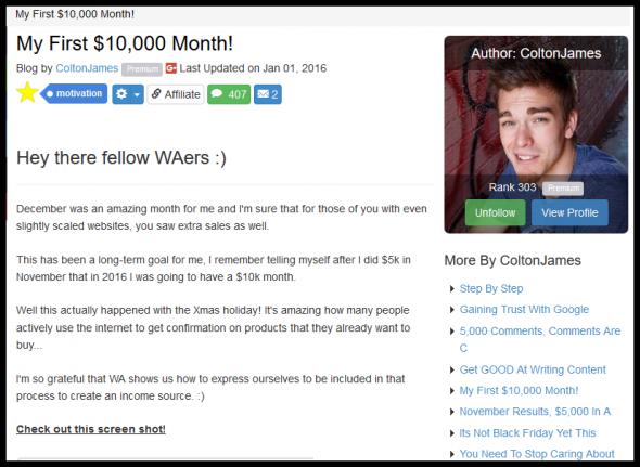 $10,000 month