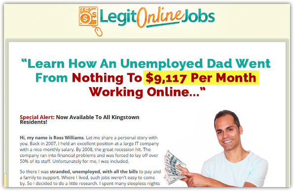 Online jobs now reviews
