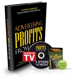 Advertising Profits from Home book