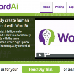Word AI Black Friday Deal 2018