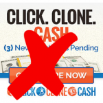 Click Clone Cash is Just Another Web Hosting Scam