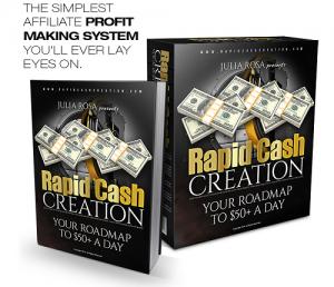 Rapid Cash Creation course