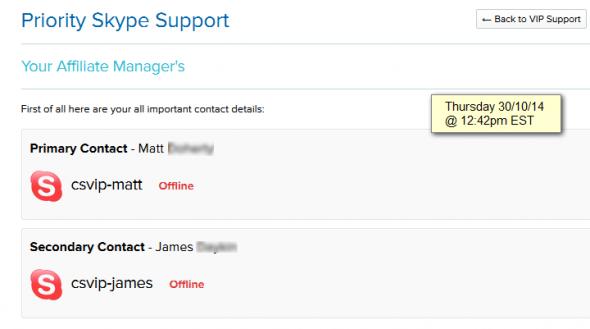 priority skype support