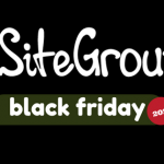 SiteGround Black Friday / Cyber Monday Deal 2017