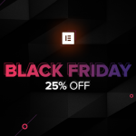 Pre-Order Elementor Pro at 50% Off - Black Friday 2016