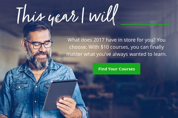 Udemy $10 courses