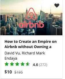 Udemy Airbnb
