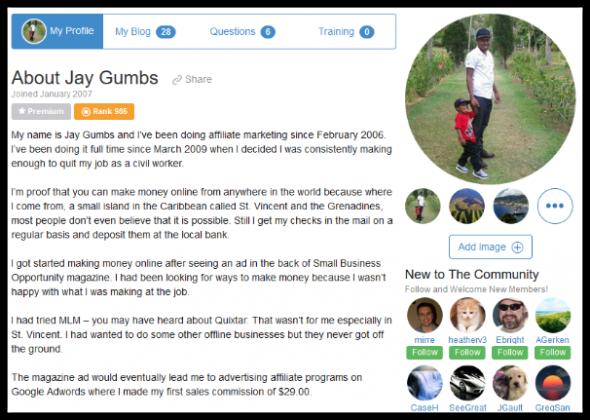 Jay Gumbs on WA