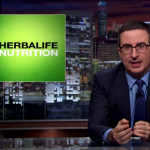 John Oliver Tackles MLM and Herbalife