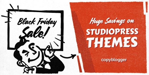studiopress black friday