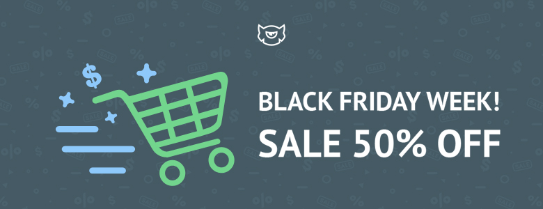 Template Monster Black Friday Sale