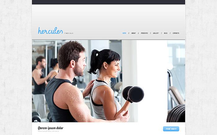 Hercules WordPress Theme