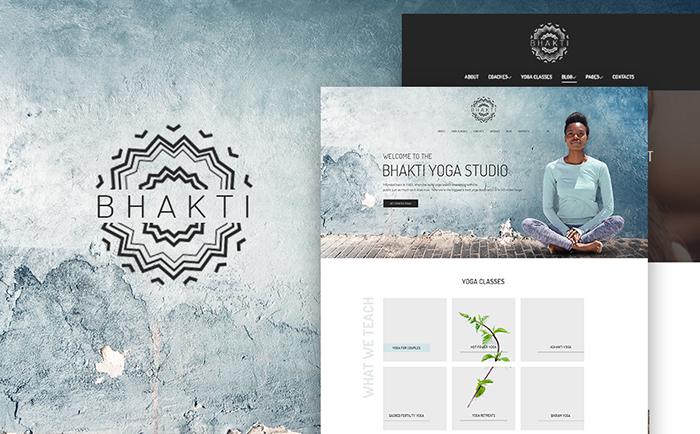 Bhakti WordPress Theme