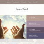 Top 5 WordPress Themes for Churches from Template Monster