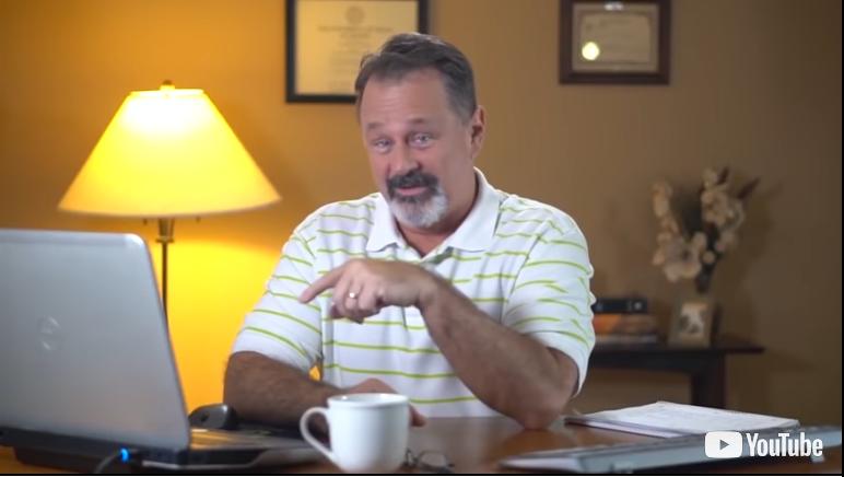 Wiseball Secret Society Testimonial guy