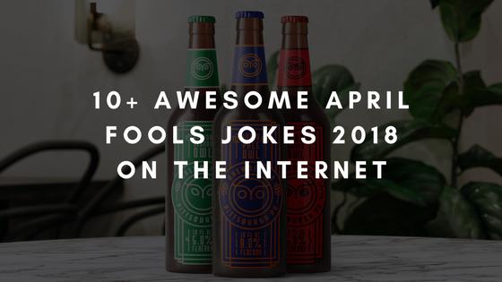 April Fools 2018