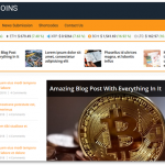 5 Best Cryptocurrency & Bitcoin WordPress Themes