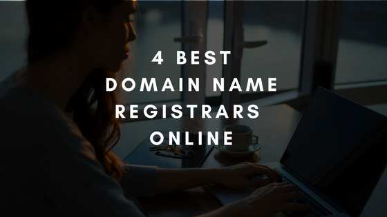 4 Domain name Registrars