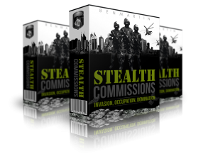 stealth commissions set