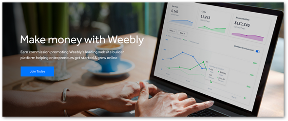 make money with Weebly