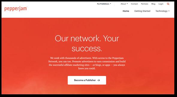 Pepperjam Network