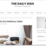 Daily Dish Pro Theme Review