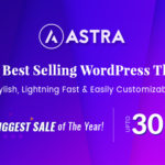 Astra Theme Black Friday Deal 2018