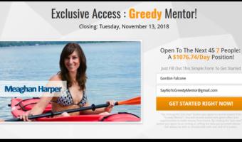Greedy Mentor