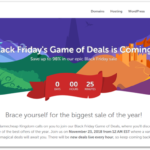 Namecheap Black Friday Deals 2018