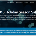 Rose Hosting Black Friday / Cyber Monday 2019 Deal