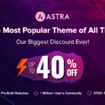 Astra Theme Black Friday Deal 2020